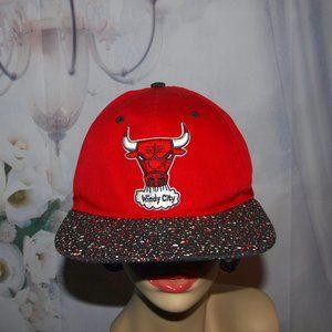Chicago Bulls Hat NBA Hardwood Classics